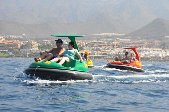 WaterBuggy Fun : Family Chambers