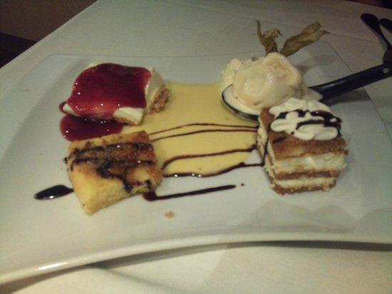Arroka Berri: Degustación de postres y tartas