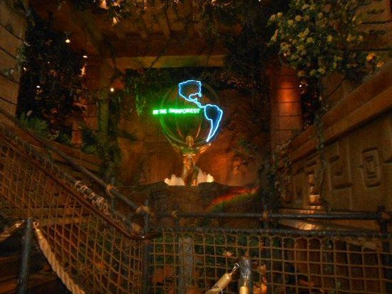 location photo direct link rainforest cafe anaheim california