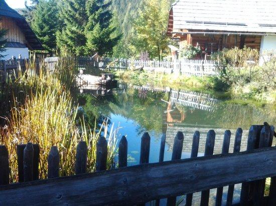 Das Almdorf - World Peace Eco Resort: Erster Eindruck...