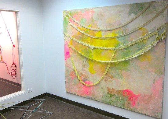 Pacific Design Center: artwork
