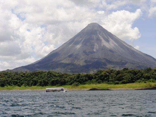 Lake Arenal: The Volanco