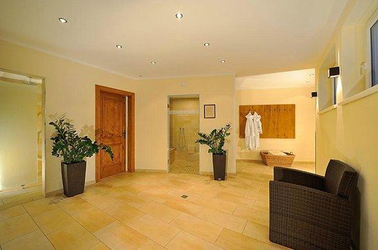 Hotel Garni Albona: Wellnessbereich