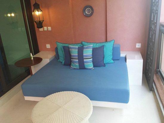 Marrakesh Hua Hin Resort & Spa: balcony