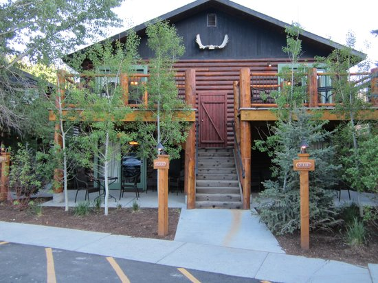 Rustic Inn Creekside Resort and Spa at Jackson Hole: Rustic Inn Cabins