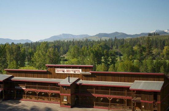 Hotel Rio Vista : View of the North Cascades