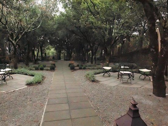 Oltre il Giardino : Outside terrace