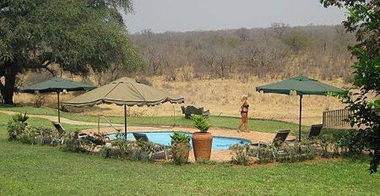 Old Ursula Camp: Pool