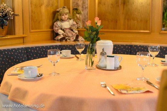 Arthotel ANA Flair: Restaurant