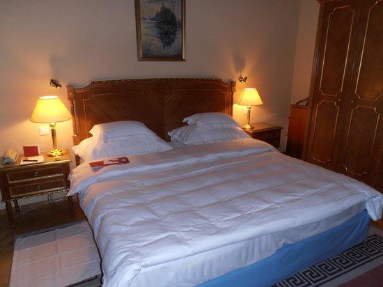 Hotel National, a Luxury Collection Hotel: letto della camera singola