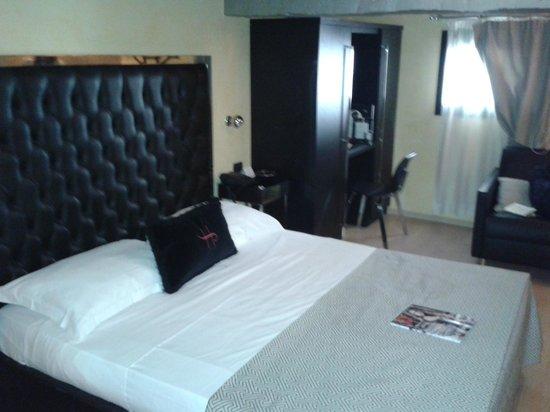 Hotel Siena : Habitación
