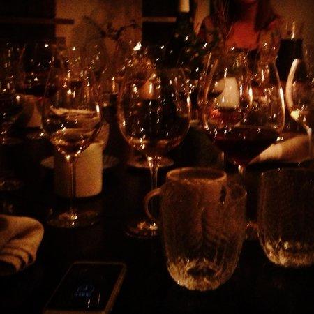 Kadeau: wine tasting supreme