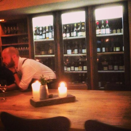 Kadeau: great wine
