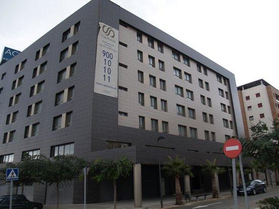 Mercure Algeciras: Nh algeciras suites