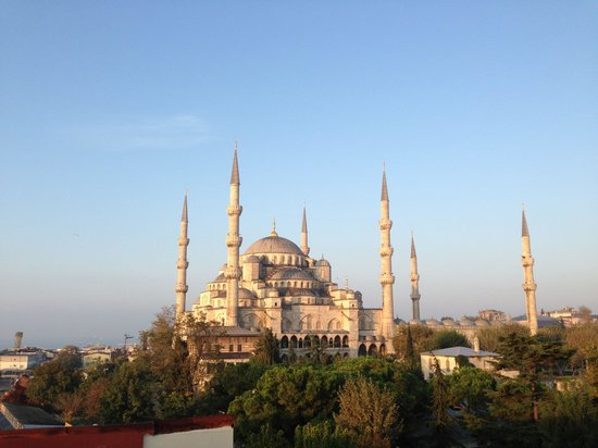 Armagrandi Spina Istanbul: Blue mosque