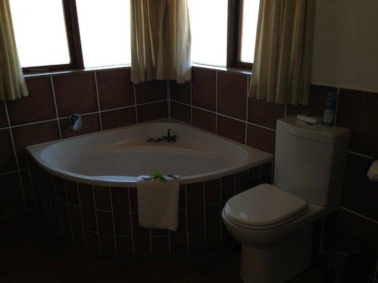 Idube Game Reserve Lodge: Bath