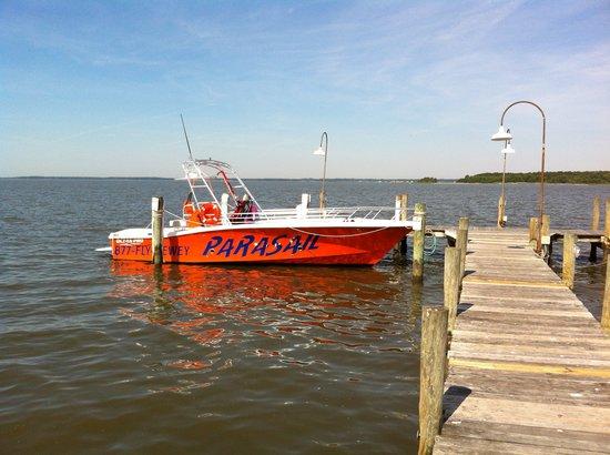 Dewey Beach Parasail: Vessel Chute To Thrill
