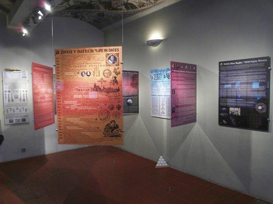 Keplerovo Museum: Inside the museum