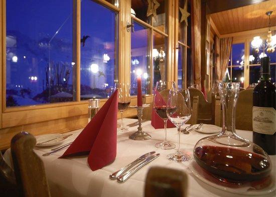 Hotel Gspan: Restaurant