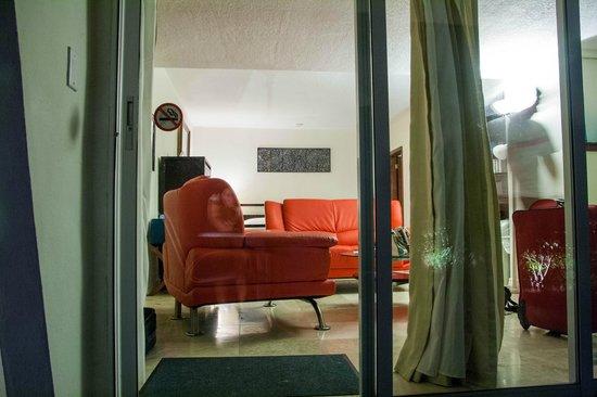 Azul del Mar: Our room