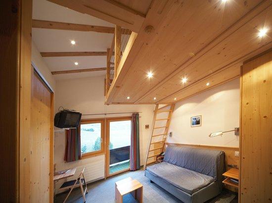 Hotel Gspan: Zimmer
