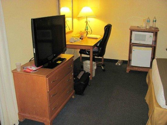 Holiday Inn Express Hotel and Suites Orlando-Lake Buena Vista South: quarto / room