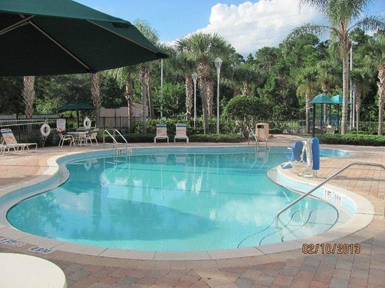 Holiday Inn Express Hotel and Suites Orlando-Lake Buena Vista South: piscina / pool