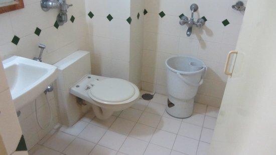 Bombay Tiffanys Hotel : Bathroom and Toilets