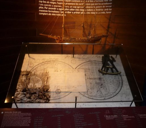 Museu del Mar - Can Garriga: from Marine school