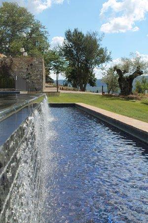 Castello di Casole Private Estate & Spa: Pool