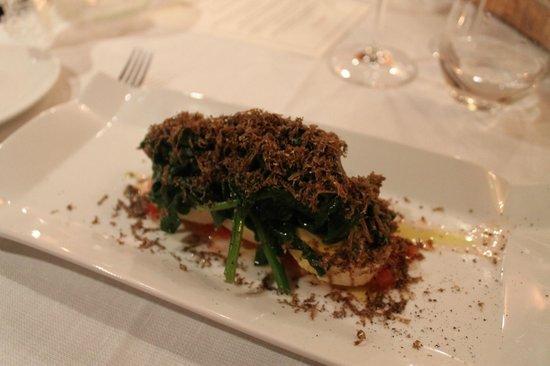 Castello di Casole Private Estate & Spa: Dining