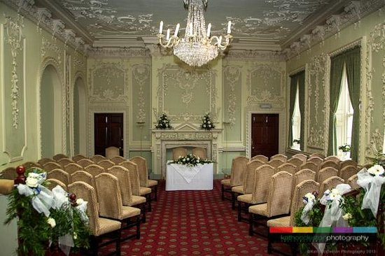 The Bridge Hotel and Spa: The Byron Room - Wedding Ceremony