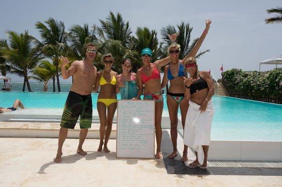 Blossom - Day Lessons: Aqua Fit - Millennium Resort