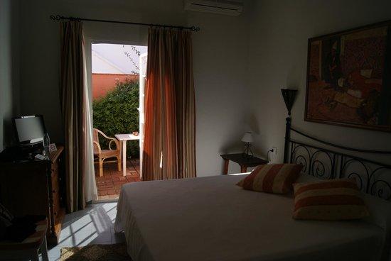 Hotel Madreselva: Habitación
