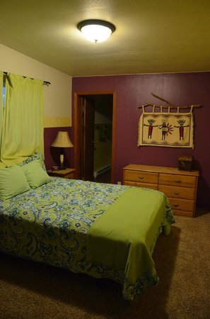Kokopelli Lodge & Suites: chambre 1