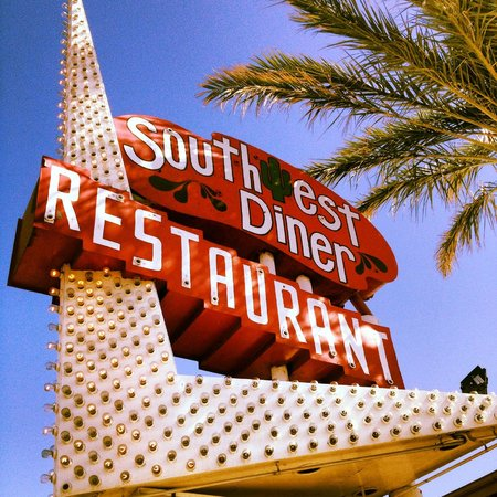 Southwest Diner: Cute!