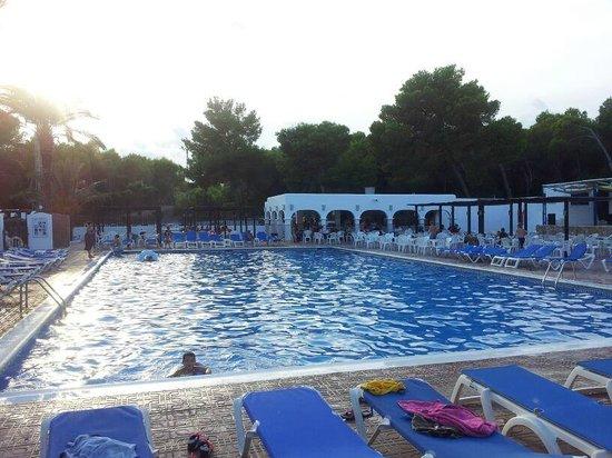 Cala Llenya Resort Ibiza: piscina
