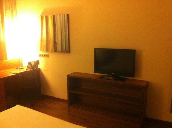 Hilton Garden Inn Sevilla: Habitación