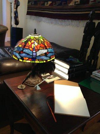 Inn at Moler's Crossroads : guest book