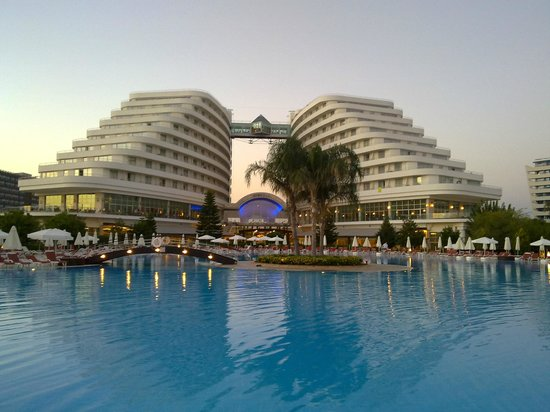 Miracle Resort Hotel: amazing hotel...!