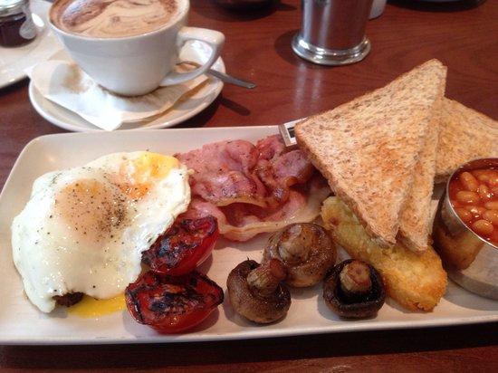Heywood House Hotel: Breakfast