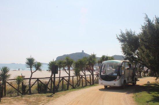 Pullman Timi Ama Sardegna : Strandbusje