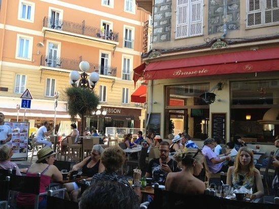 Caffe Vergnano 1882 : Vista do café