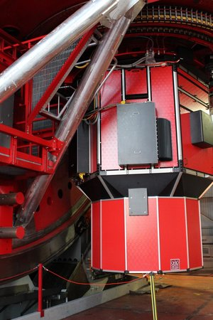 Mount Graham International Observatory: An instrument attachment for research