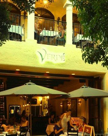 Verde: Beautiful Spanish Style Buildin