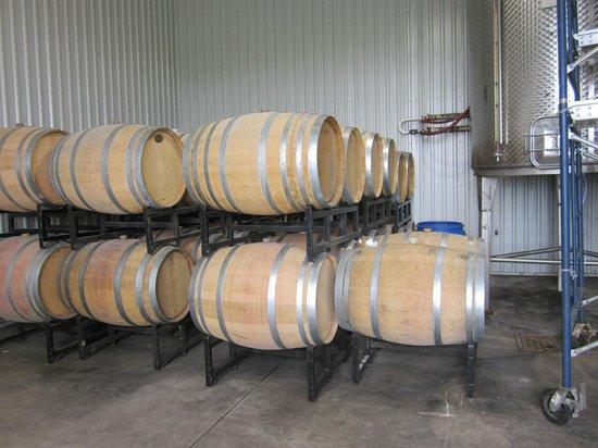 Grape Escape Wine Tours: Riverview Cellars Winery