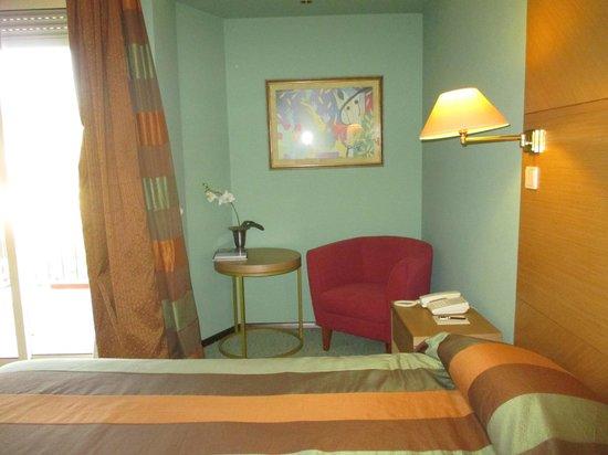 Hotel dos Templarios: My room