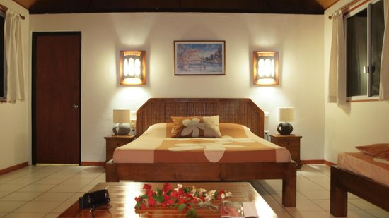 Hotel Les Tipaniers: Bungalow 14