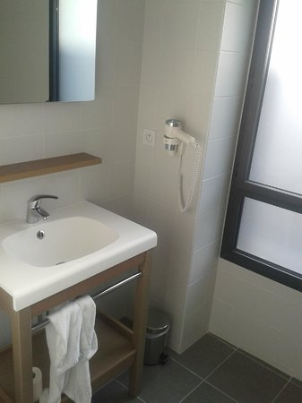 Appart'City Angers : Salle de bain