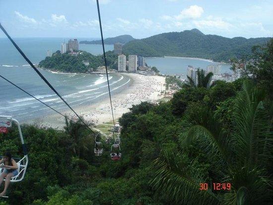 Jose Menino Beach : Uma delicia
